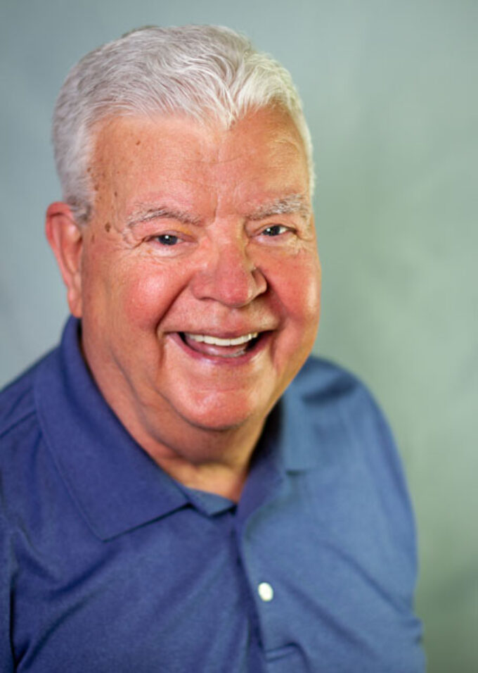 Successful Headshot Shoot For Actor Don Day